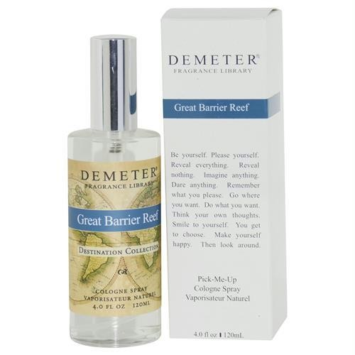 demeter fragrance library destination collection - great barrier reef