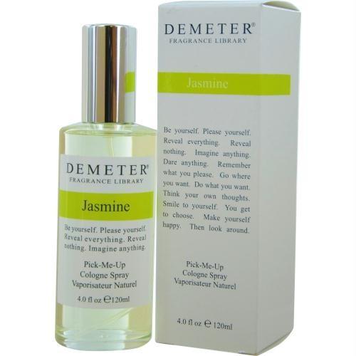 demeter fragrance library jasmine