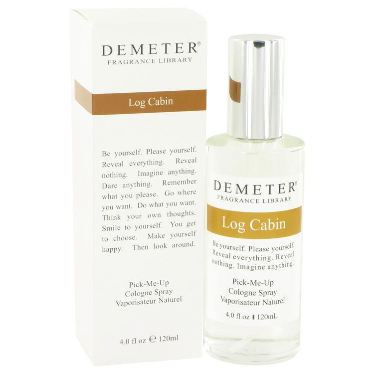 demeter fragrance library log cabin