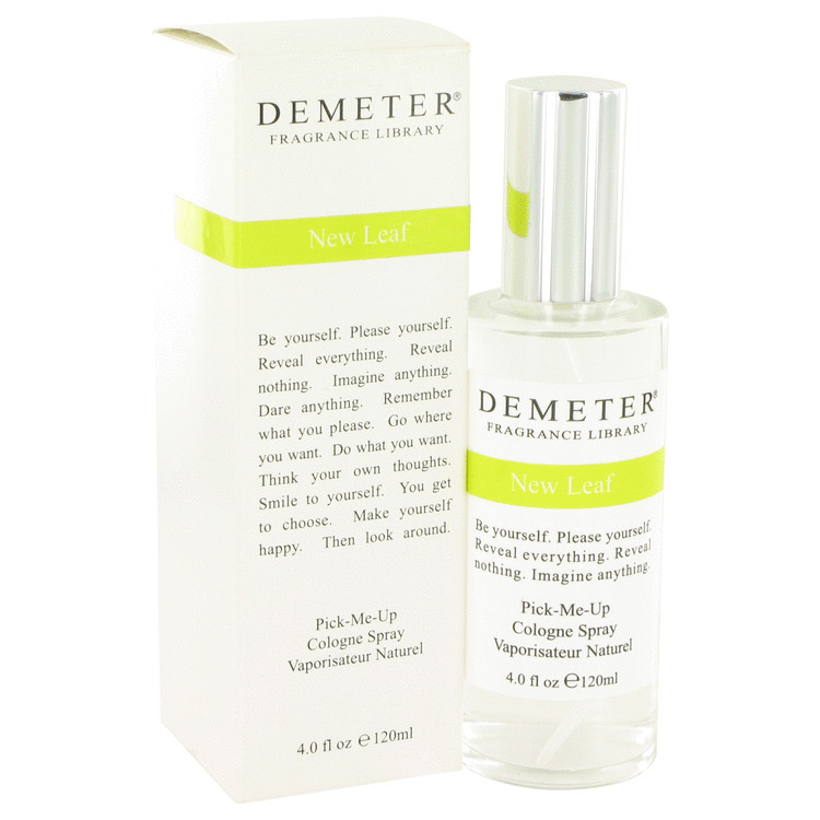 demeter fragrance library new leaf