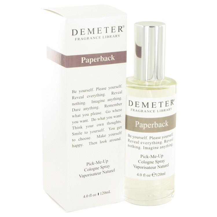 demeter fragrance library paperback