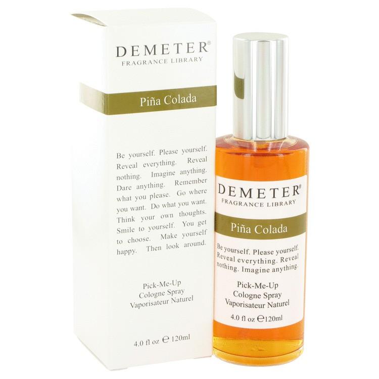 demeter fragrance library pina colada