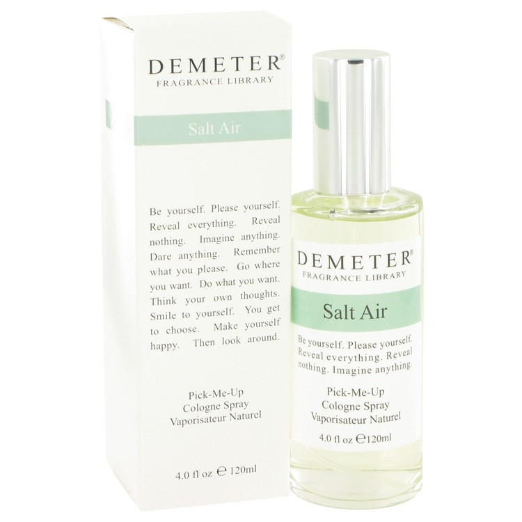 demeter fragrance library salt air