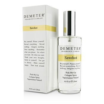 demeter fragrance library sawdust
