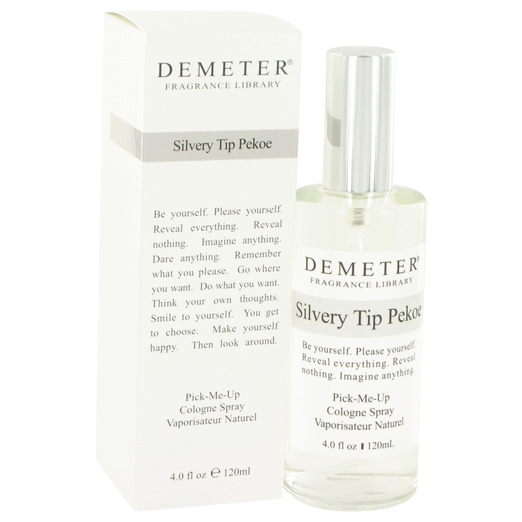 demeter fragrance library silvery tip pekoe