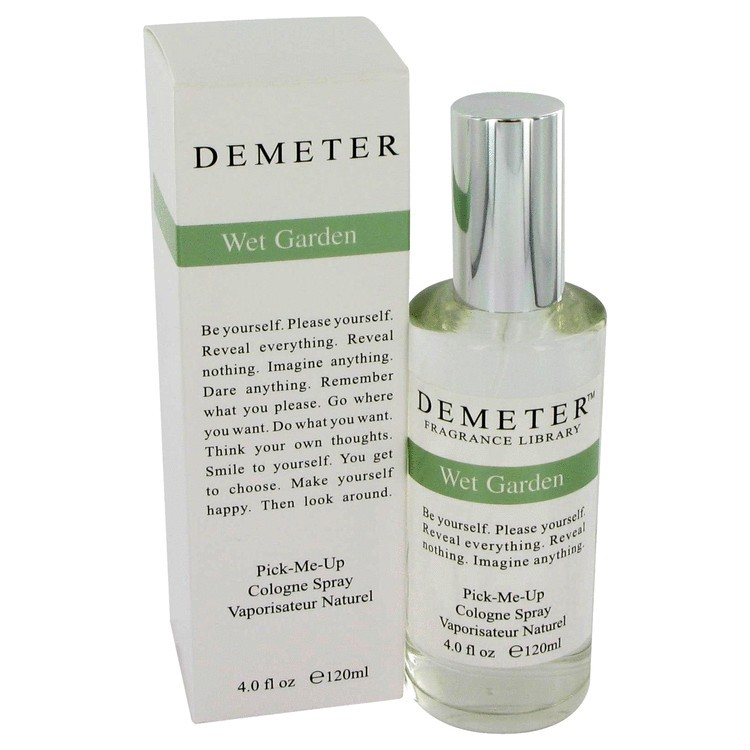 demeter fragrance library wet garden