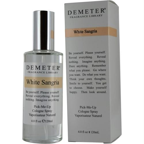 demeter fragrance library white sangria