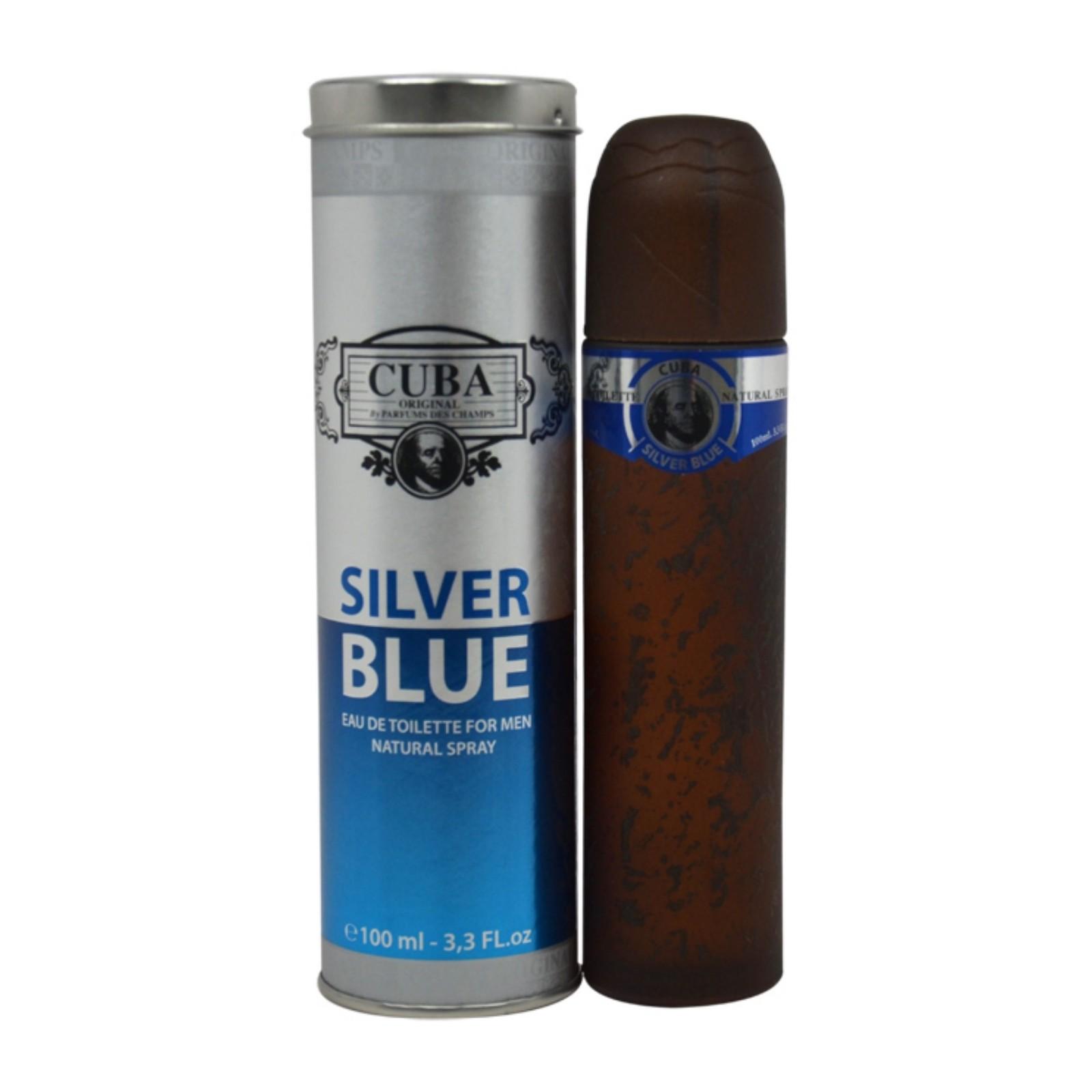 cuba cuba silver blue