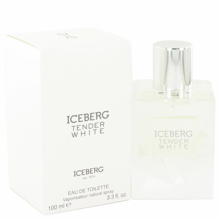 iceberg iceberg tender white