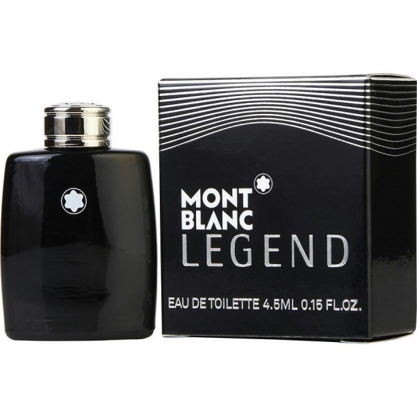 מתקדם Mont Blanc Legend Mont Blanc Eau de Toilette 4.5ML - Sobelia XR-15