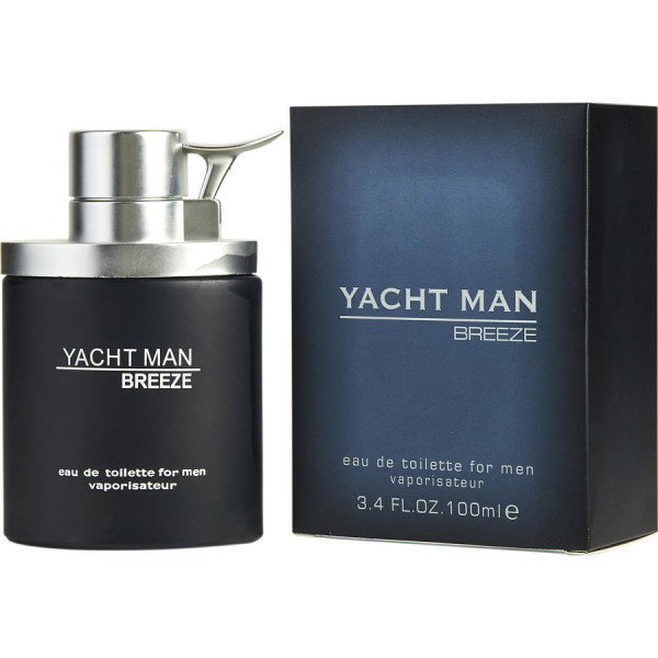 myrurgia yacht man - breeze