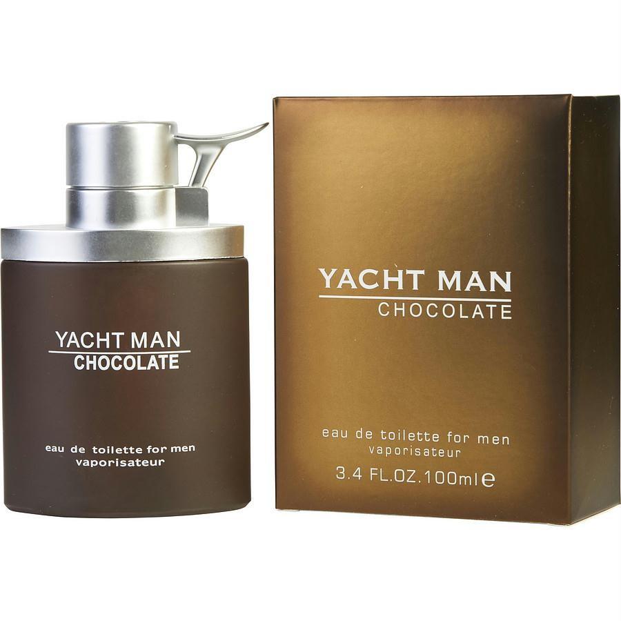 myrurgia yacht man - chocolate