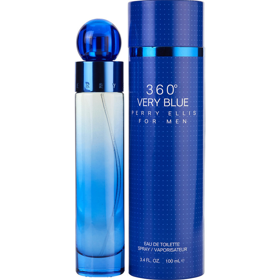 perry ellis 360° very blue