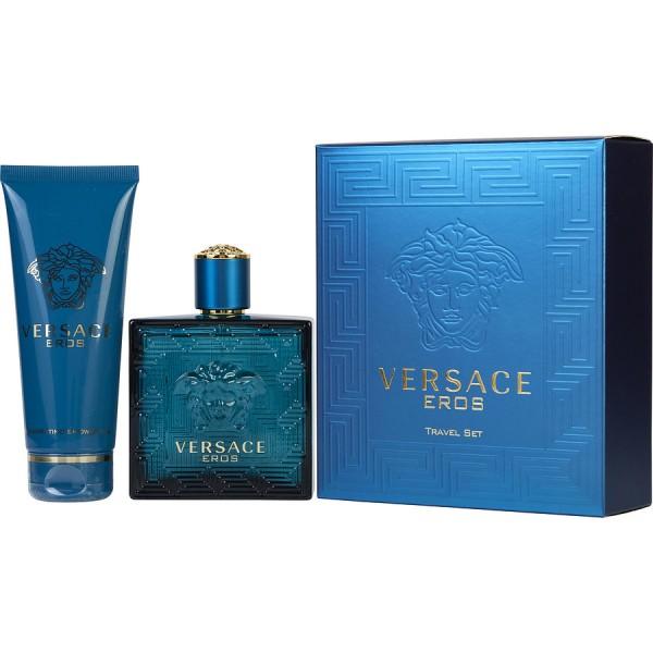 Eros. Gift Box Set. Eros Versace