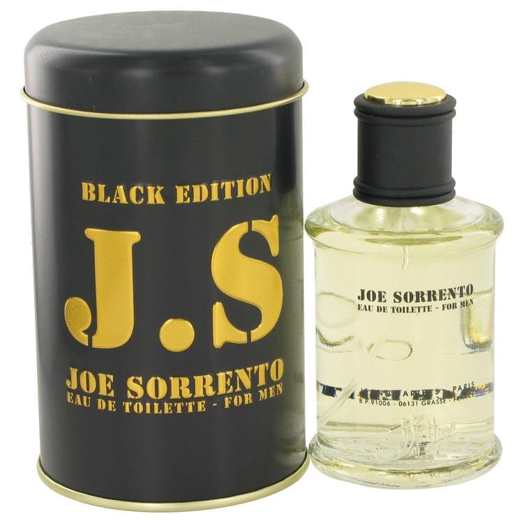 jeanne arthes j.s joe sorrento black edition