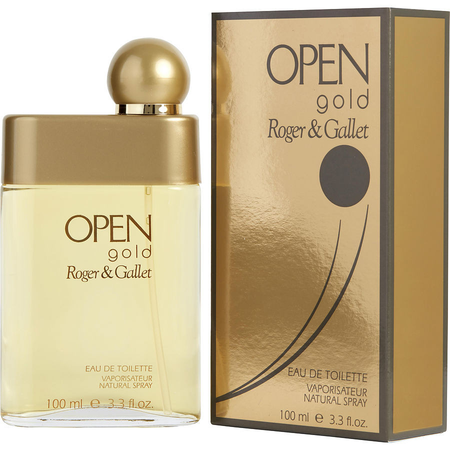 roger & gallet open gold