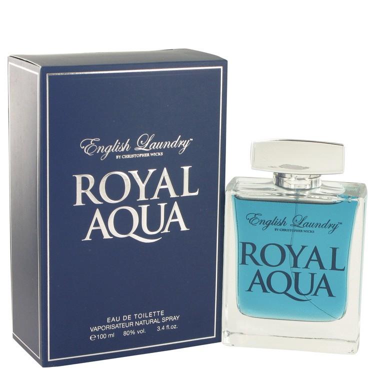 english laundry royal aqua