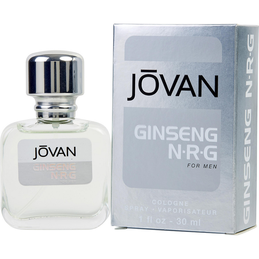 jovan ginseng for men