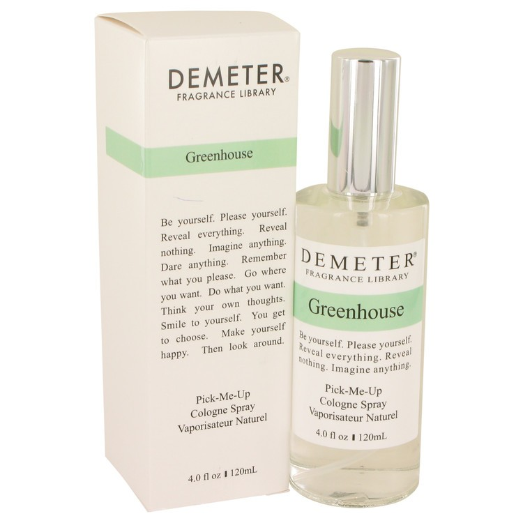 demeter fragrance library greenhouse