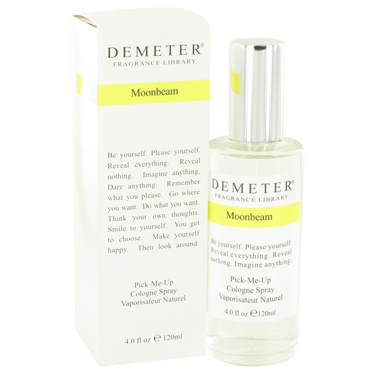 demeter fragrance library moonbeam