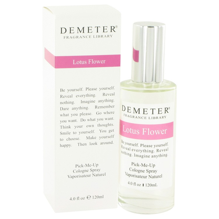 demeter fragrance library lotus flower