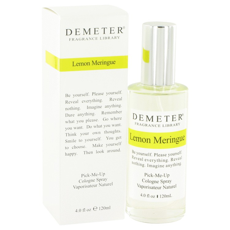 demeter fragrance library lemon meringue