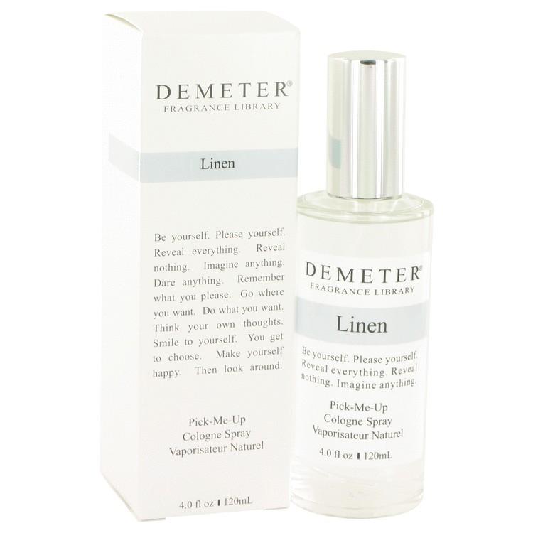 demeter fragrance library linen