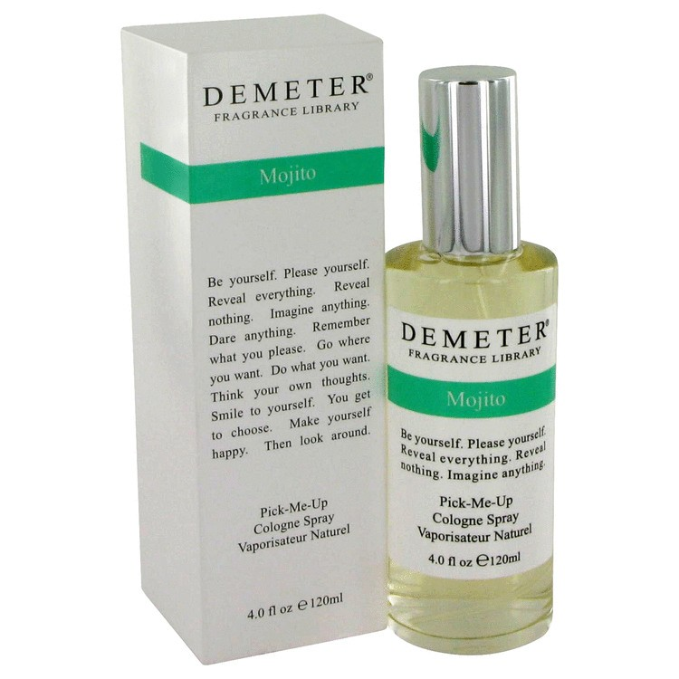 demeter fragrance library mojito