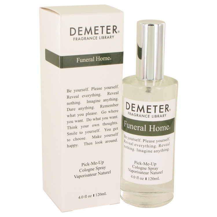 demeter fragrance library funeral home