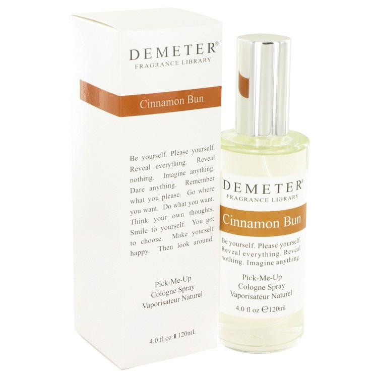 demeter fragrance library cinnamon bun