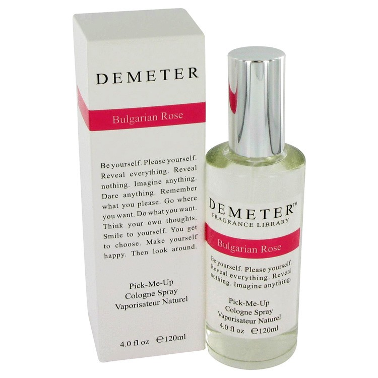 demeter fragrance library bulgarian rose