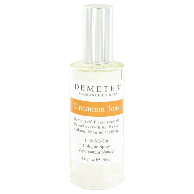 demeter fragrance library cinnamon toast