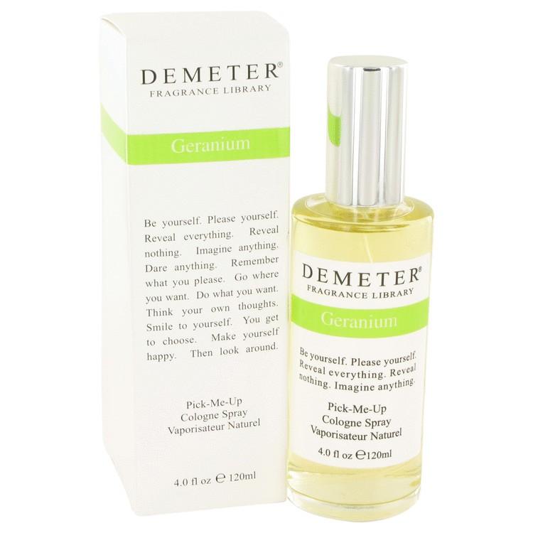 demeter fragrance library geranium