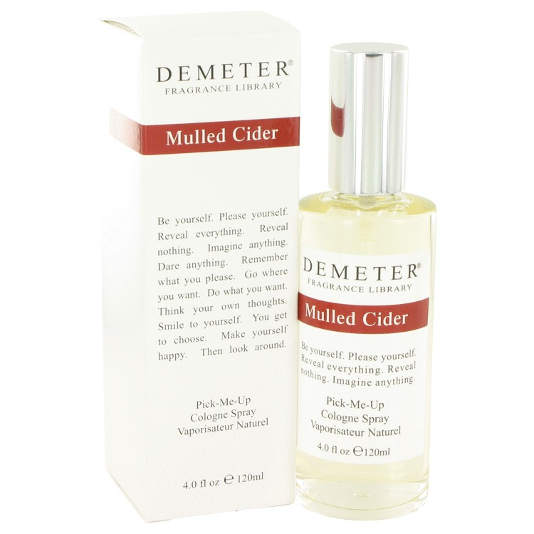 demeter fragrance library mulled cider