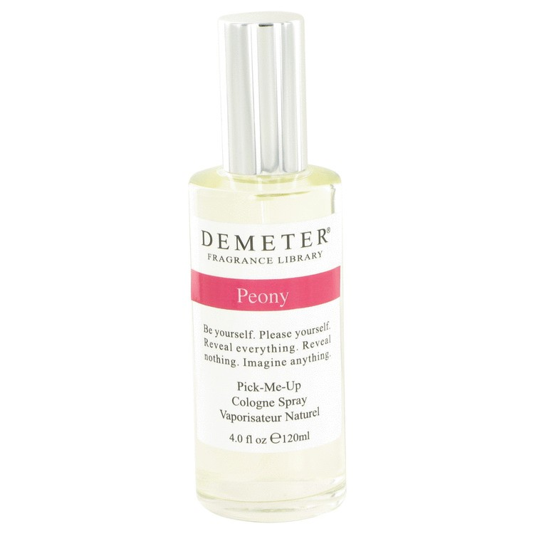 demeter fragrance library peony