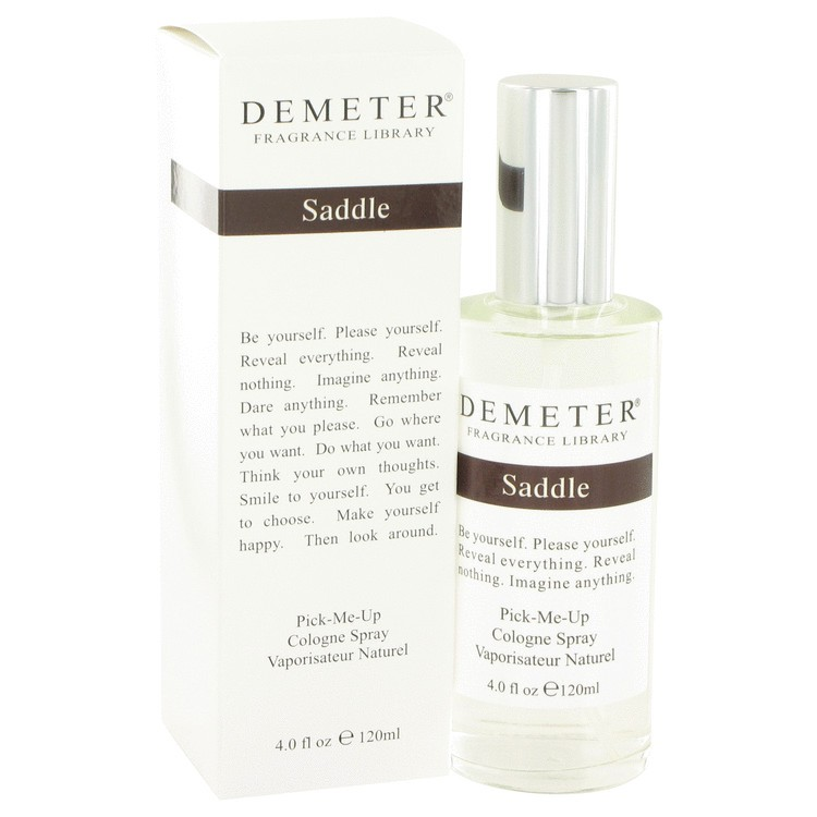 demeter fragrance library saddle