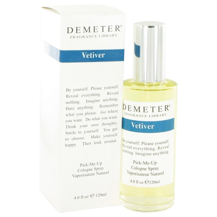 demeter fragrance library vetiver
