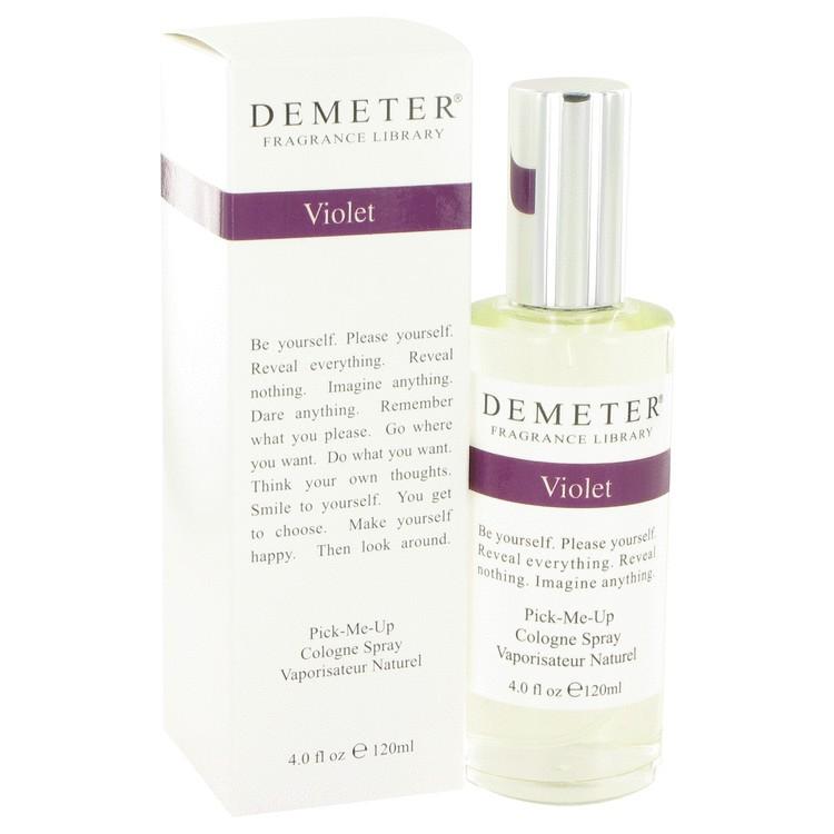 demeter fragrance library violet