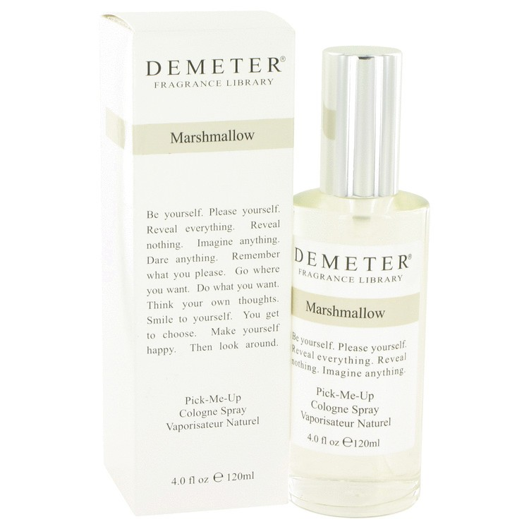 demeter fragrance library marshmallow