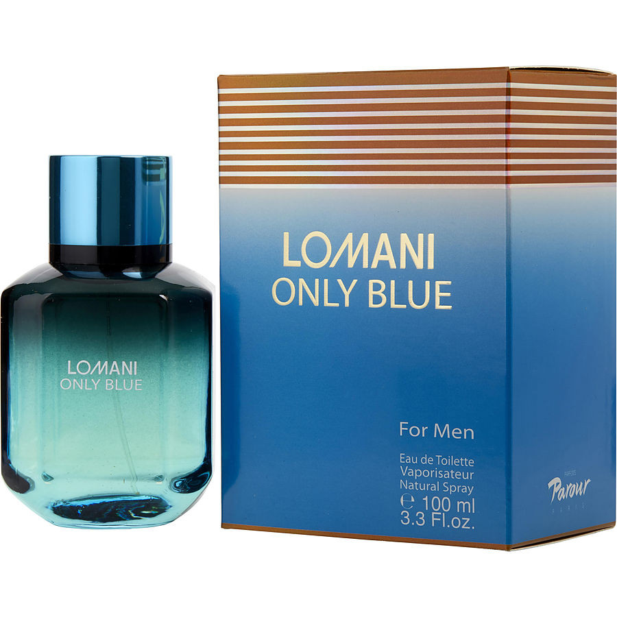 lomani only blue