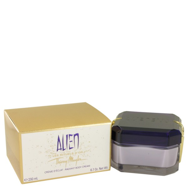 Alien Thierry Mugler Perfumed Body Cream Women 200 Ml