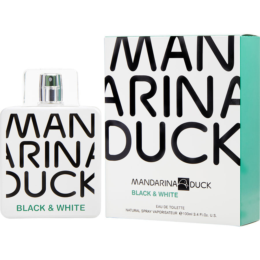 mandarina duck black & white