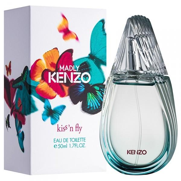 90b7afb1c Madly Kenzo Kiss'n Fly Kenzo Eau de Toilette Spray 50ML - Sobelia