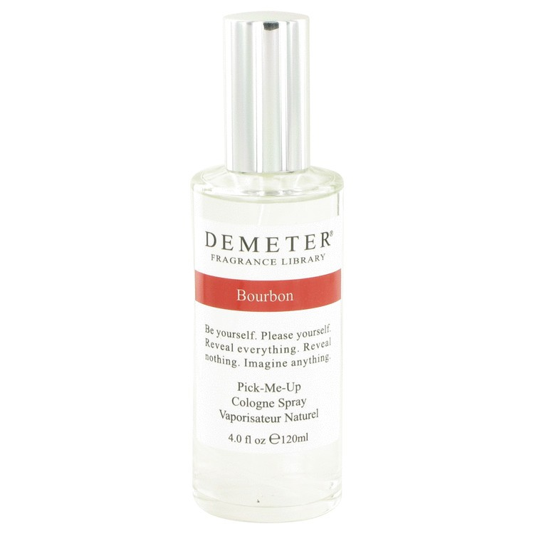 demeter fragrance library bourbon