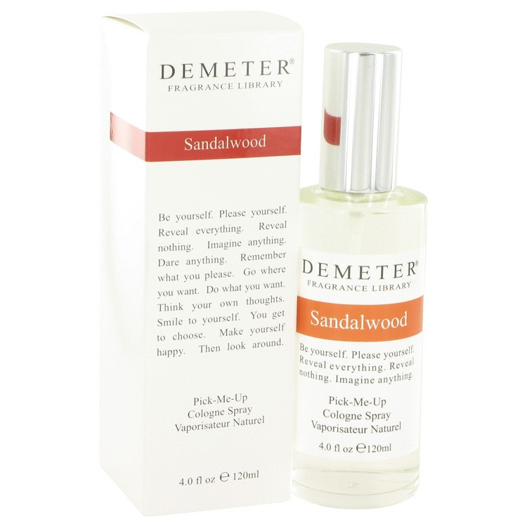demeter fragrance library sandalwood
