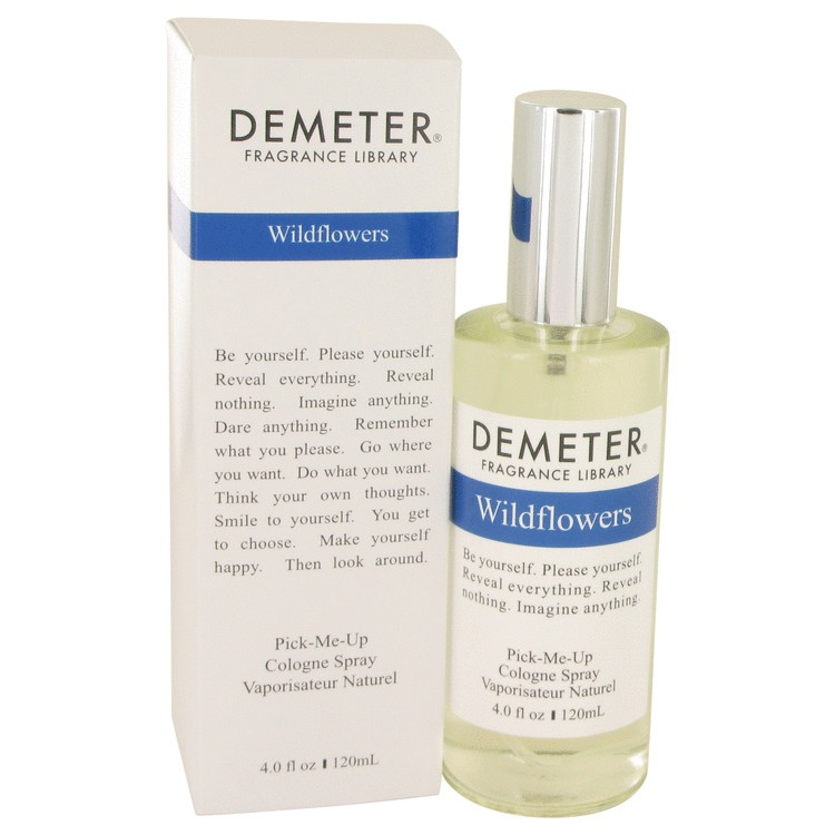 demeter fragrance library wildflowers