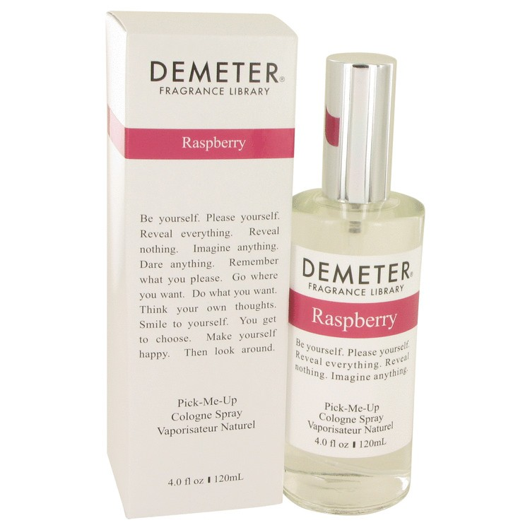 demeter fragrance library raspberry