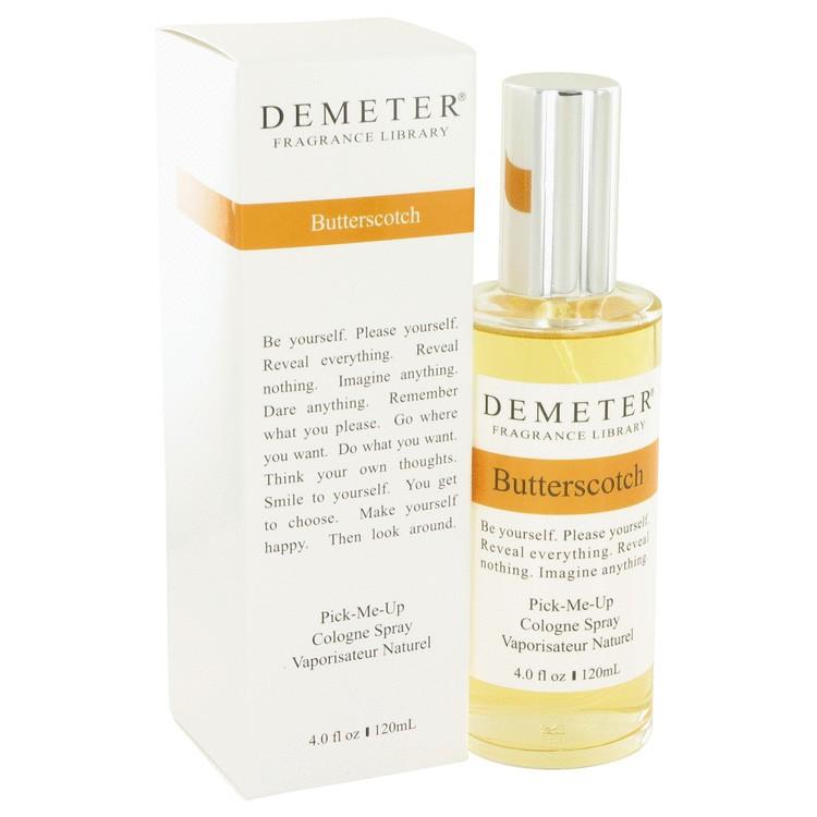 demeter fragrance library butterscotch