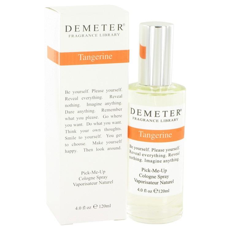 demeter fragrance library tangerine