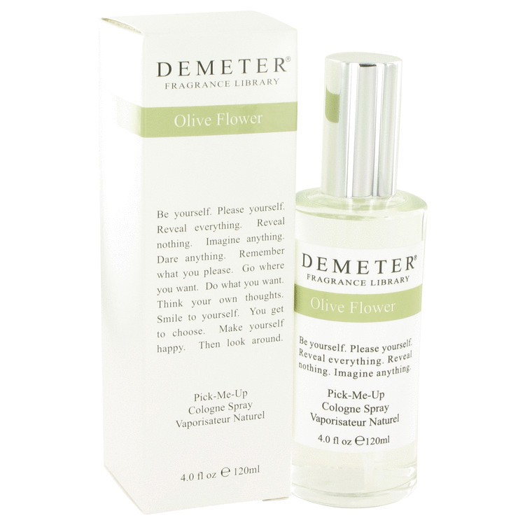 demeter fragrance library olive flower